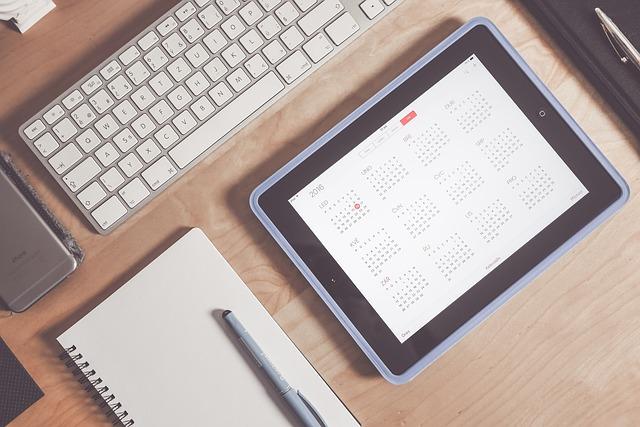 Najlepšie online kalendáre a plánovače zadarmo