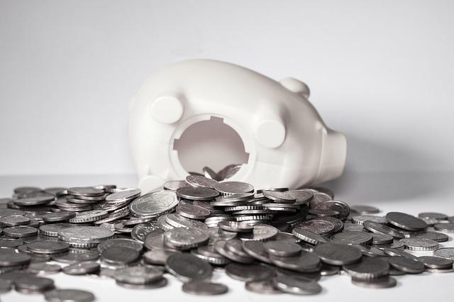 peniaze vysypané z prasiatka.jpg