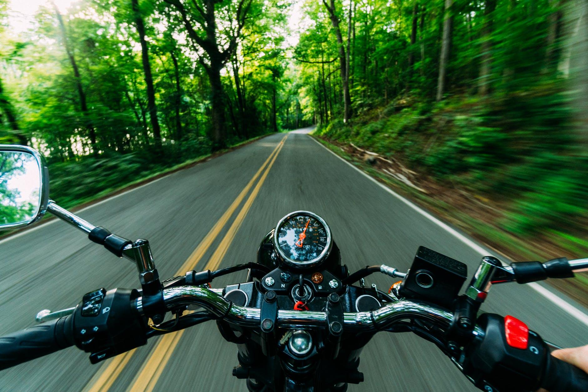 jazda na motork