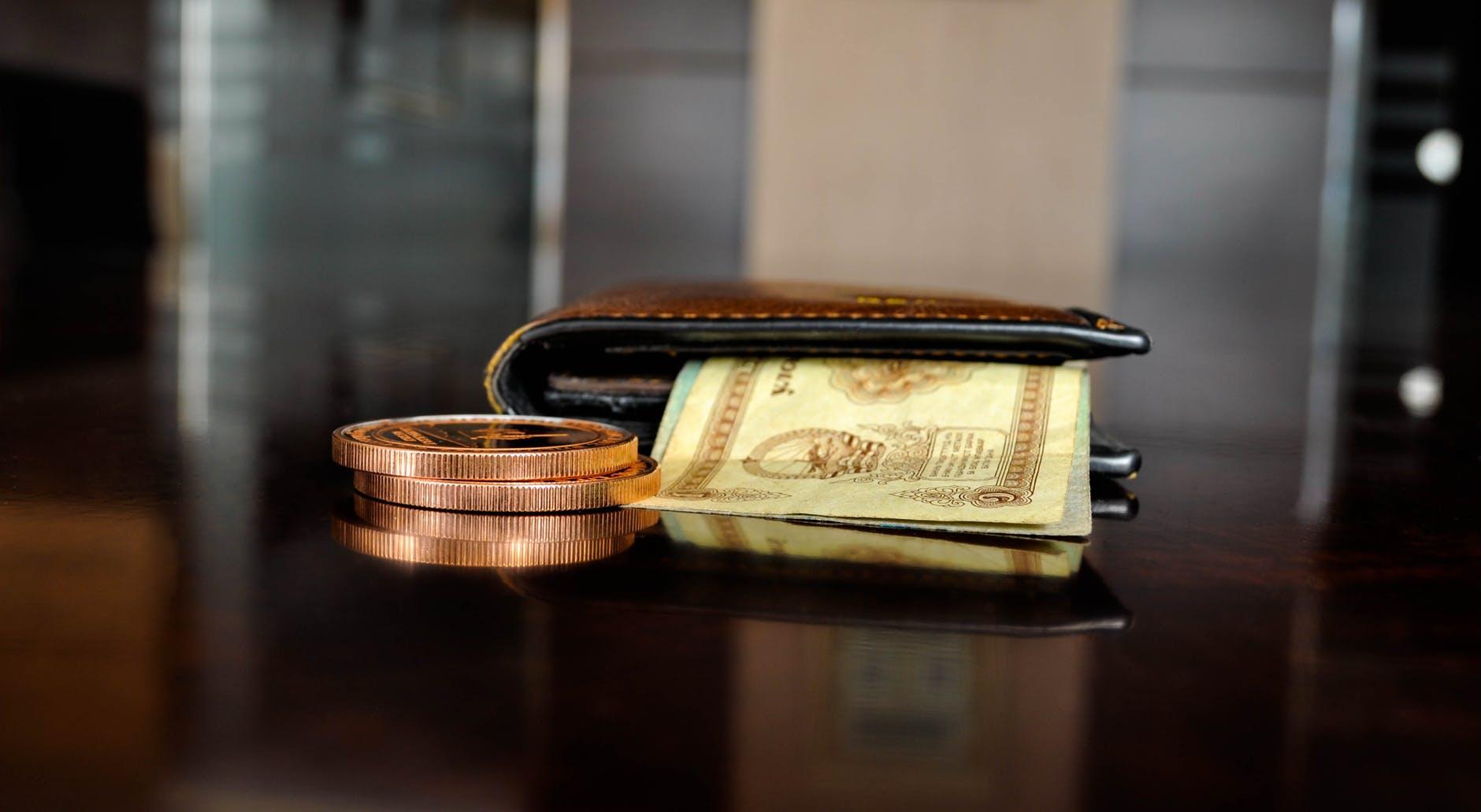 Krásne peňaženky na dosah ruky!